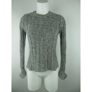 Daisy Fuentes Cotton Blend Pullover Sweater